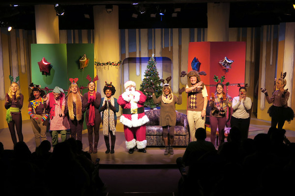 Photo Flash: The Group Rep Gives Back With Charitable Childrens' Event
