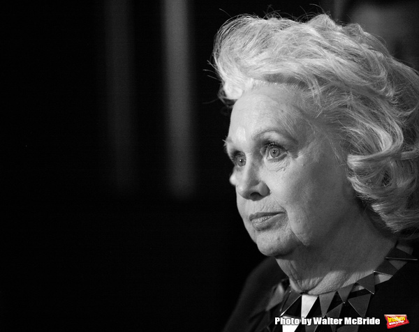 Barbara Cook attending the Broadway Opening Night After Party for SONDHEIM on SONDHEI Photo