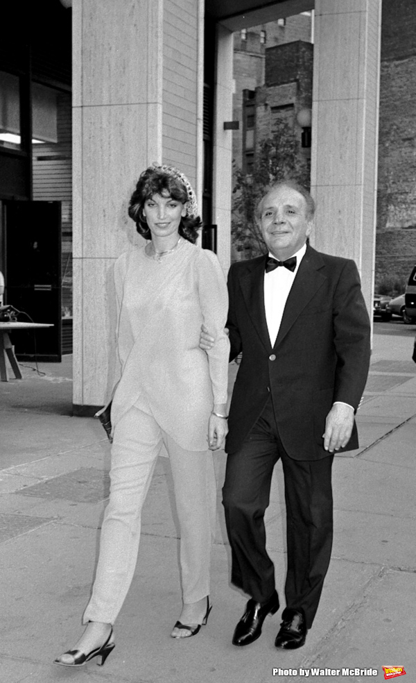 "Jake Lamotta attending a Screening of ""NEW YORK, NEW YORK"" on June 1, 1982 at Halston's Apartment in New York City."