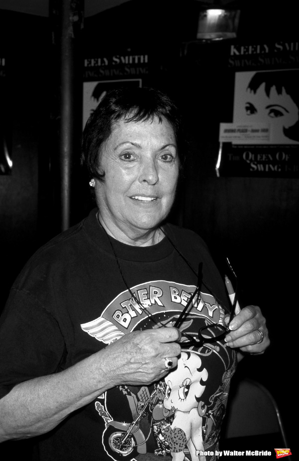 Keely Smith performing her show ëThe Queen of Swing is Back!í at Irving Plaza o Photo