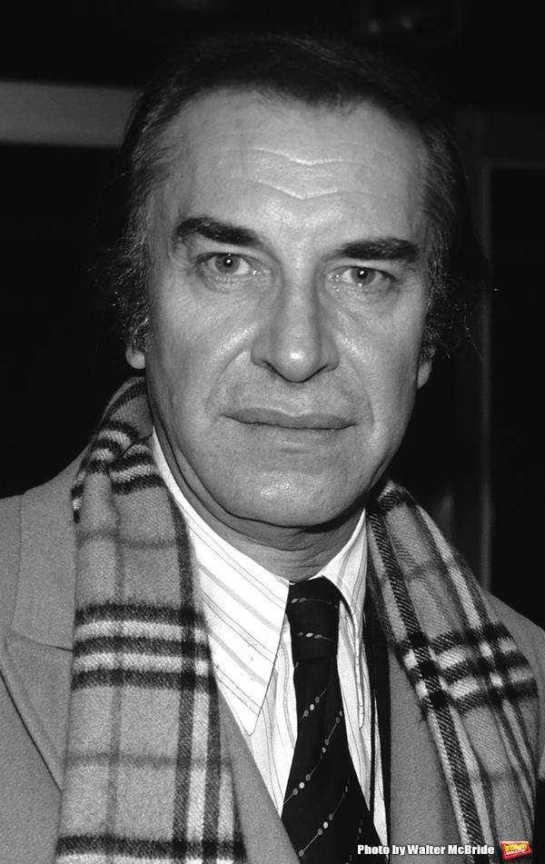 Martin Landau photographed in New York City in 1981. Photo