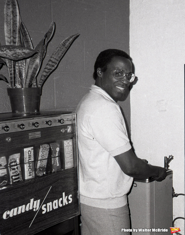 Robert Guillaume rehearsing the TV Movie ëPurlieí on January 10, 1981 at a New York Rehearsal Studio in New York City.