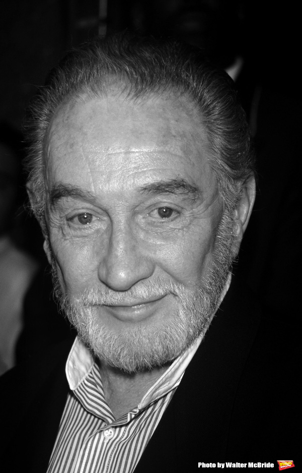 Roy Dotrice from 'Madigan Men' attends the ABC Anouncements of the New Primetime Lineup in New York City on May 16, 2000.