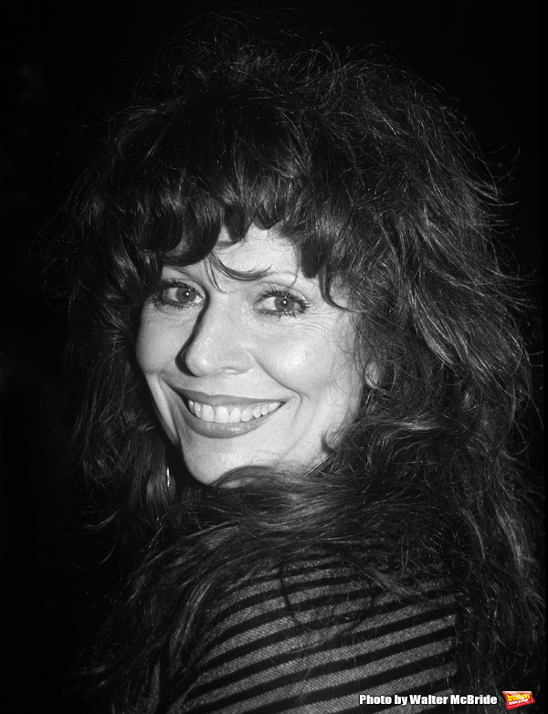 Ann Wedgeworth pictured in New York City in 1990.