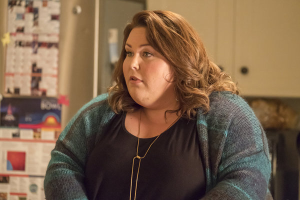 "THIS IS US -- ""The Fifth Wheel"" Episode 211 -- Pictured: Chrissy Metz as Kate -- (Photo by: Ron Batzdorff/NBC)"