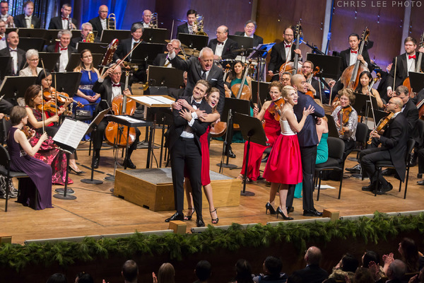 Photos: Laura Osnes, Aaron Tveit & More on PBS's BERNSTEIN ON BROADWAY