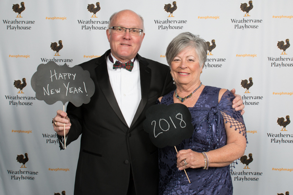Photo Coverage: Inside Weathervane Playhouse's NEW YEAR'S EVE GALA