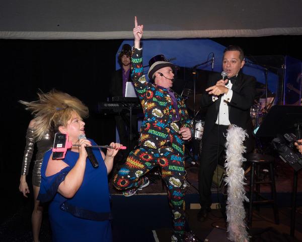 Lisa Valenzuela, Matt Walker, and Rick Batalla Photo