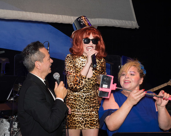 Rick Batalla, Katie DeShan, and Lisa Valenzuela Photo