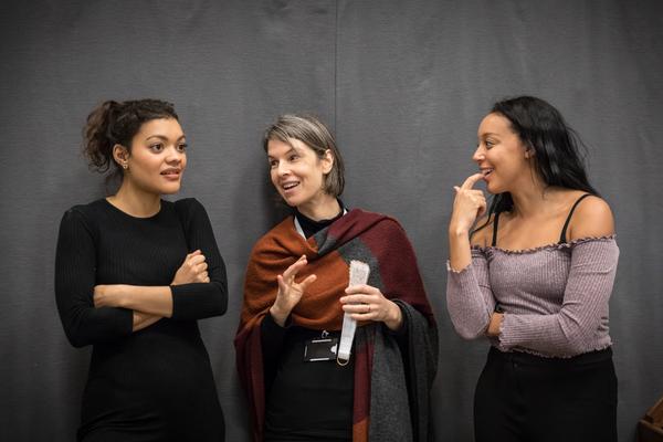 Carla Harrison Hodge, Wendy Dawn Thompson, Adele Leonce Photo