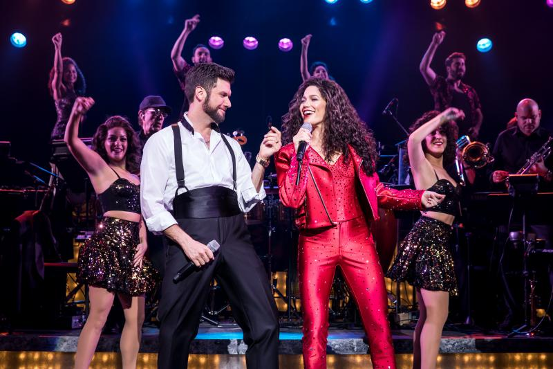 BWW Interview: ON YOUR FEET!'s Christie Prades Talks Playing Latin Music Icon Gloria Estefan and Upcoming Performances at Kennedy Center