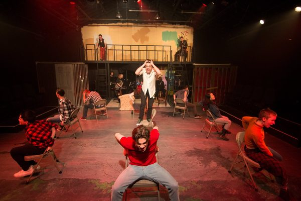 Photo Flash: The Lakewood Playhouse presents AMERICAN IDIOT by Green Day