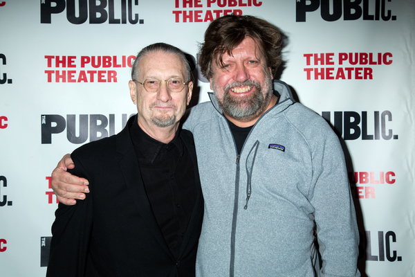 Photo Coverage: The Public Theater Celebrates Opening Night of 14th Annual UNDER THE RADAR Festival