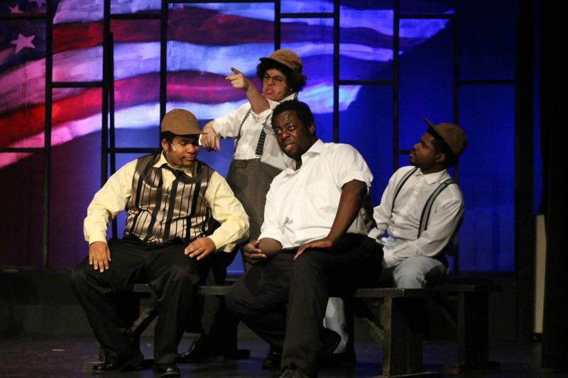 BWW Review: RAGTIME at Connecticut Theatre Company
