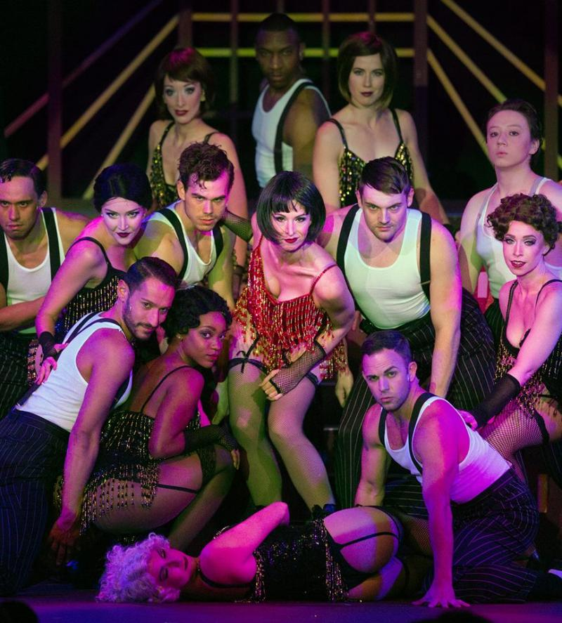BWW Review: CHICAGO Razzle Dazzles The Audience at Broadway Palm!