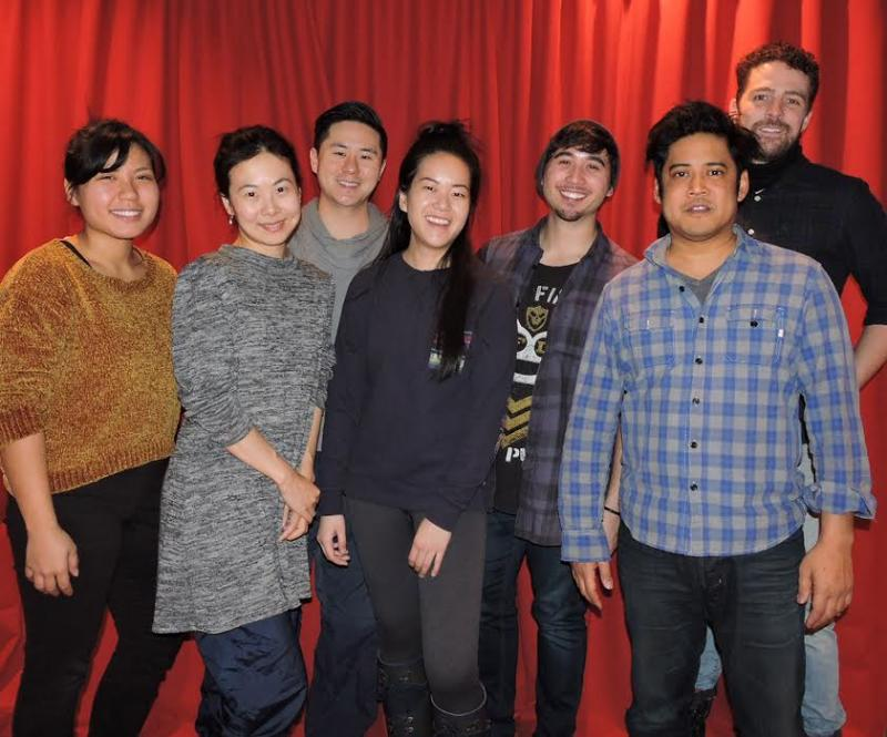 Meet The Casts of STORM STILL and F.O.B. at DIRECTORFEST