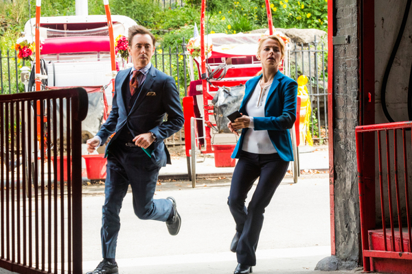 Photo Flash: First Look - Alan Cumming Stars in New CBS Drama INSTINCT