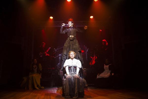Photo Flash: Broadway's Ciara Renee Stars in Firebrand Theatre's LIZZIE