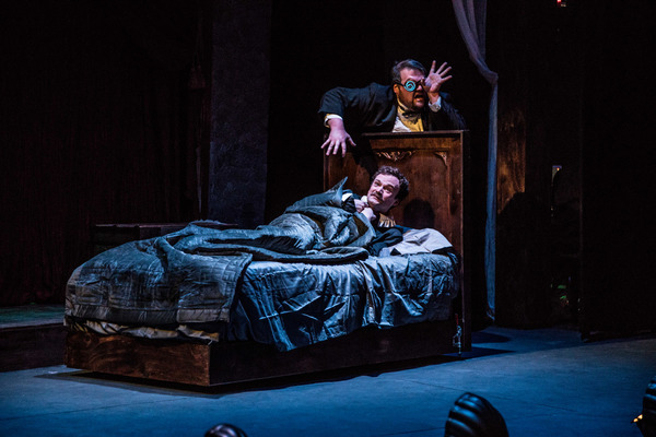 Photo Flash: NEVERMORE  Explores the Imaginary Life and Mysterious Death of Edgar Allan Poe