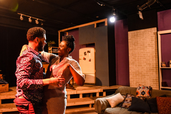 Photo Flash: The New Colony Presents the World Premiere of THE LIGHT