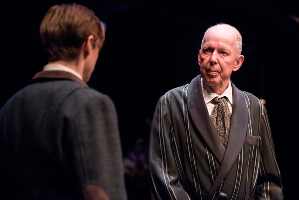 Jeremy Beck and Jonathan Hogan in HINDLE WAKES by Stanley Houghton, Directed by Gus K Photo