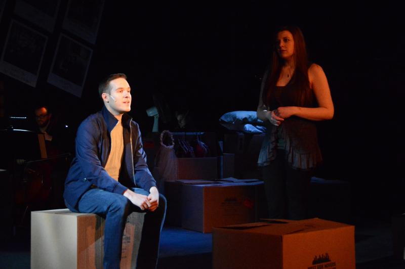 BWW Review: THE LAST FIVE YEARS Portrays the Realities of Romance at Merrick Theatre & Center For The Arts