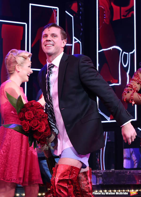 Photo Coverage: Jake Shears Makes his Broadway Debut In KINKY BOOTS