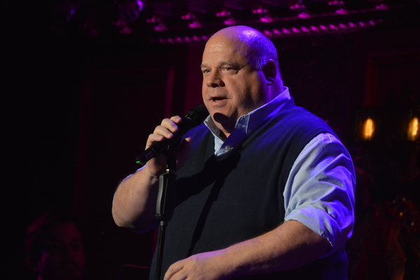 Photo Flash: Ron Fassler Presents UP IN THE CHEAP SEATS at Feinstein's/54 Below