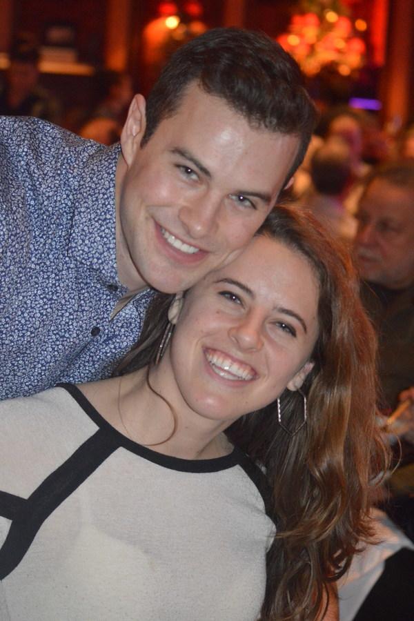 Sam Gravitte and Ellie Gravitte