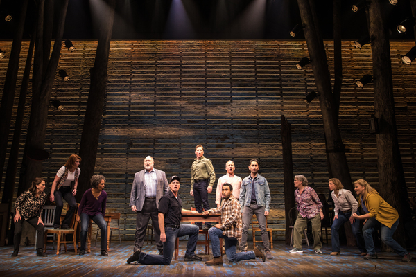 Review Roundup: What Did The Critics Think of COME FROM AWAY in Winnipeg?