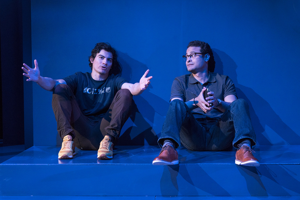 Bradley James Tejeda (Alex) and Cesar J. Rosado (Joe)