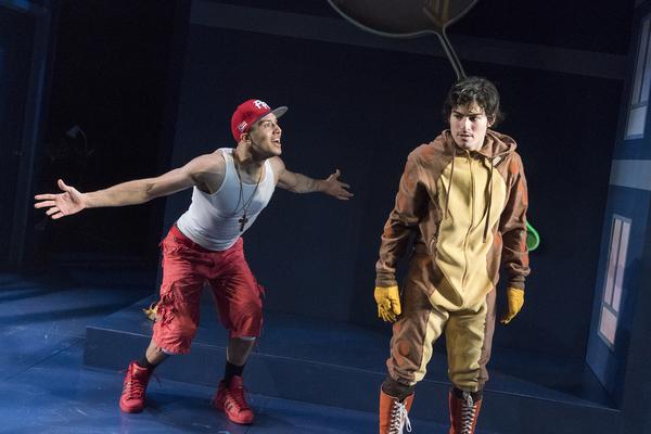 Gabriel Diego Hernandez (Junior) and Bradley James Tejeda (Alex)