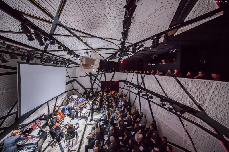 BWW Review: CONTACT! at New York Philharmonic And National Sawdust - A Roll of Duct Tape Made me Cry