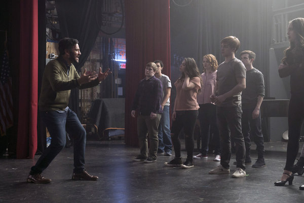 Photo Flash: First Look - Series Premiere of Theater-Themed NBC Drama RISE