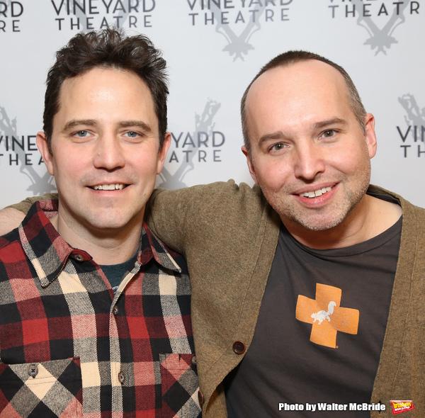 Oliver Butler and Jordan Harrison