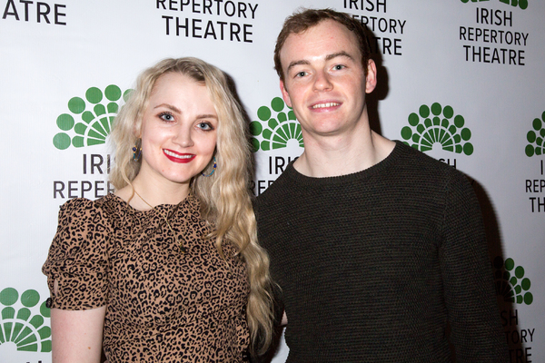 Evanna Lynch, Colin Campbell Photo
