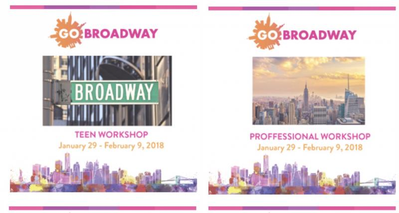 GO BROADWAY! BEST ARGENTINIAN MUSICAL THEATER PROGRAM IN NYC!