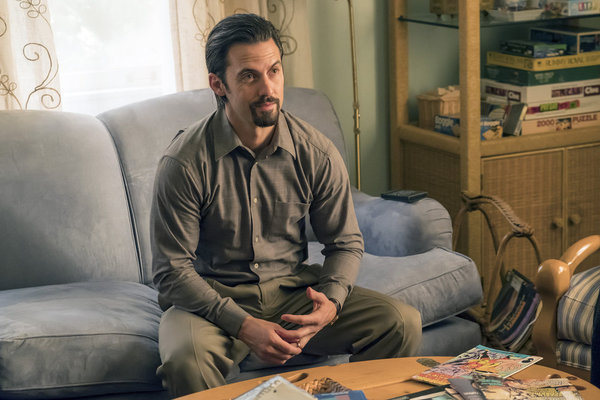 Photo Flash: First Look - 'Clooney' Episode of NBC's THIS IS US