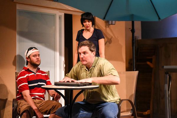 Jason M. Shipman, Drew Johnson and Stephanie Bignault Photo