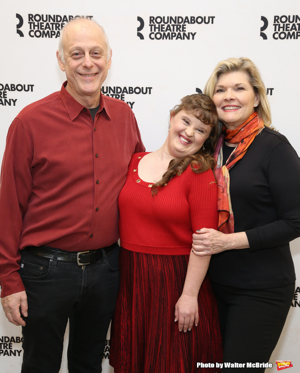 Photo Coverage: Meet the Company of Roundabout's AMY AND THE ORPHANS