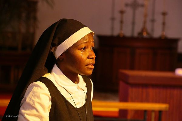 Photo Flash:  First Look at World Premiere of MEMORARE...