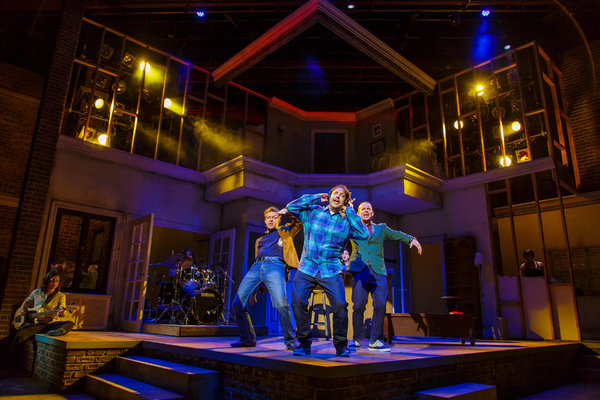 Photo Flash: Geva Theatre Center's 2017-2018 Season Continues with THE OTHER JOSH COHEN