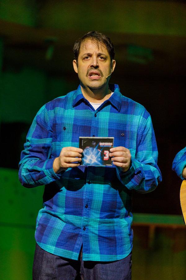 Photo Flash: Geva Theatre Center's 2017-2018 Season Continues with THE OTHER JOSH COHEN