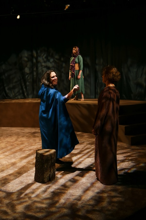 Photo Flash: Seattle Shakespeare presents TIMON OF ATHENS
