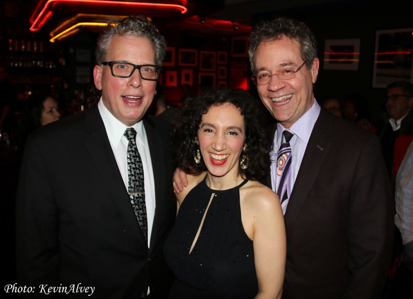 Photo Flash: Broadway at Birdland presents Gabrielle Stravelli and Billy Stritch in DOWN FOR DOUBLE