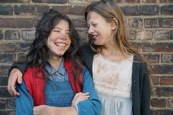 Eliana Grace Brendan and Ciela Elliott