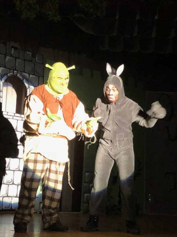 Photo Flash: Get a First Look at SHREK at Little Radical Theatrics