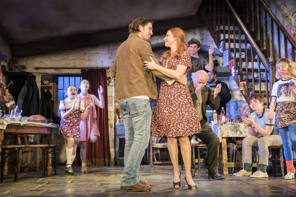Photo Flash: First Look at the New Cast of THE FERRYMAN