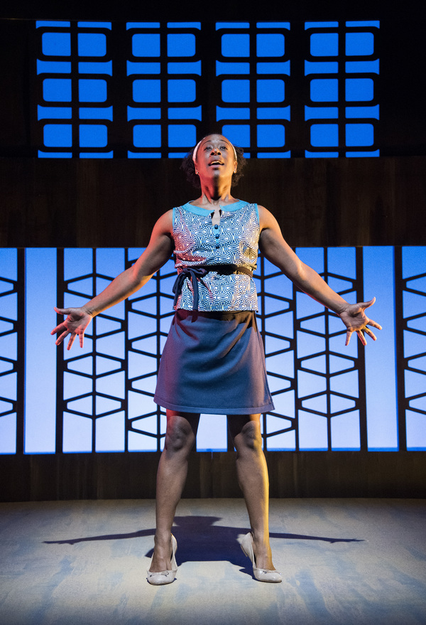 Photo Flash: First Look at Mosaic's World Premiere Production of QUEENS GIRL IN AFRICA