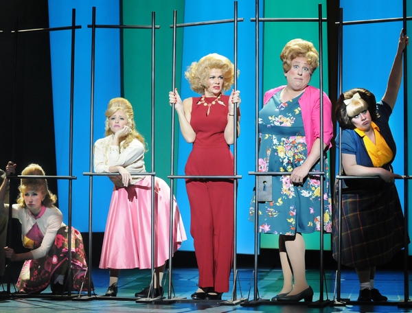 Photo Flash: First Look at HAIRSPRAY at the Maltz Jupiter